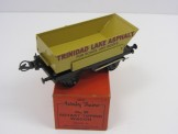 "Postwar Hornby Gauge 0 No50 ""Trinidad"" Rotary Tipping Wagon Boxed"