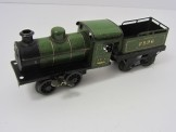 Early Hornby Gauge 0 M1 Locomotive and Tender 2526