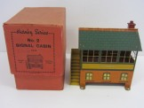 Hornby Gauge 0 No2 Signal Cabin Boxed