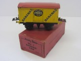 "Hornby Gauge 0 ""Fyffes Bananas"" Private Owner Van Boxed"