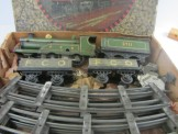 Early Hornby Gauge 0 Export No2 FCO Goods Set Boxed
