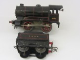 Scarce Hornby Gauge 0 C/W LNER Black No1 Locomotive and Tender