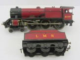 "Bassett-Lowke Gauge 0 20v AC LMS ""Royal Scot"" Locomotive and Tender"