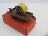Postwar Hornby Gauge 0 BR No1 Cattle Truck Boxed