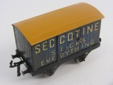 Postwar Hornby Gauge 0 LMS No1 Passenger Guards Van Boxed