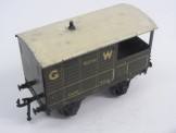 Postwar Hornby Gauge 0 NE No1 Passenger Guards Van Boxed