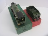 "Postwar Hornby Gauge 0 No50 ""Shell Lubricating Oil"" Tank Wagon Boxed"