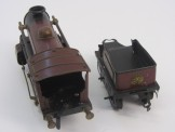 Postwar Hornby Gauge 0 No50 BR Hopper Wagon Boxed