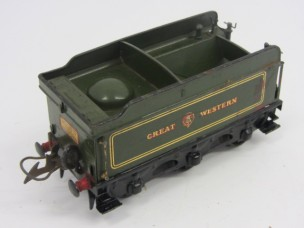 Hornby Gauge 0 Great Western No2 Special Tender